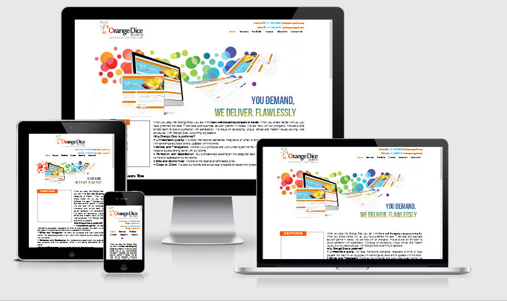 Businesses Must Design Responsive Web-Sites if They Want to Grow