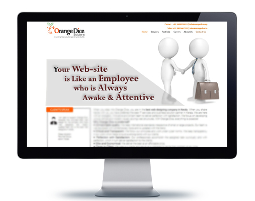 Your Website is Like an Employee who is Always Awake and Attentive